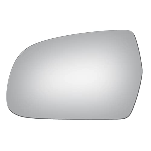 1992, 1993, 1994, 1995, 1996, 1997, 1998, 1999, 2000, 2001 Burco 2894 Flat Driver Side Replacement Mirror Glass for 92-01 Toyota Camry